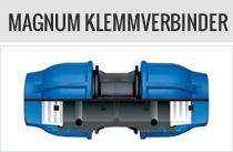 Magnum-Klemmverbinder